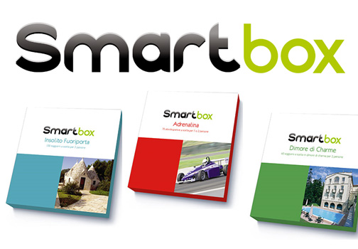 Smartbox: cofanetto regalo