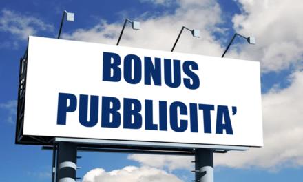 Credito d'imposta per SPESE PUBBLICITARIE: istanza entro il 31/03/2018!
